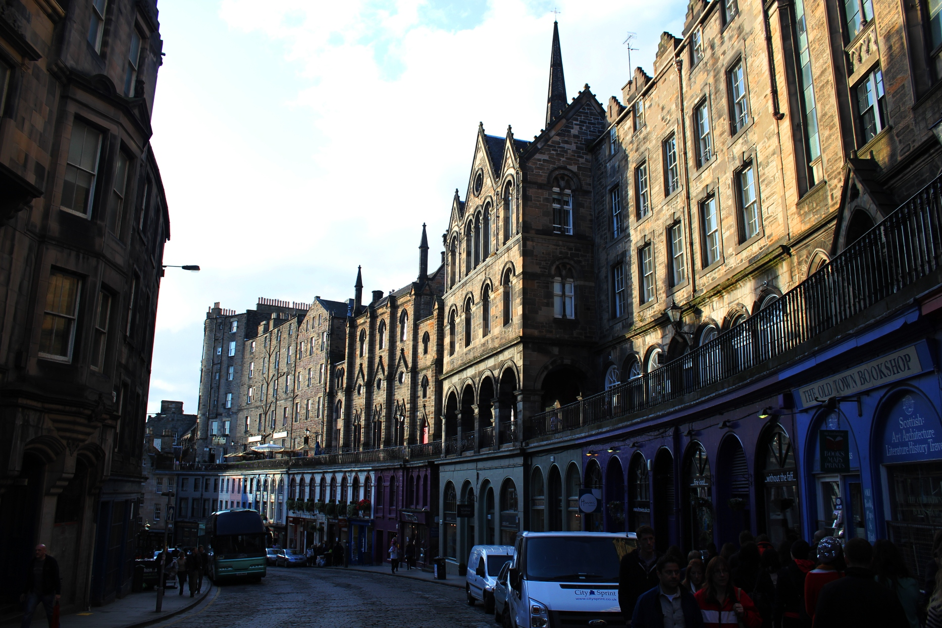 Property Investment in Edinburgh