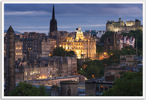 edinburgh scotland great for property investments