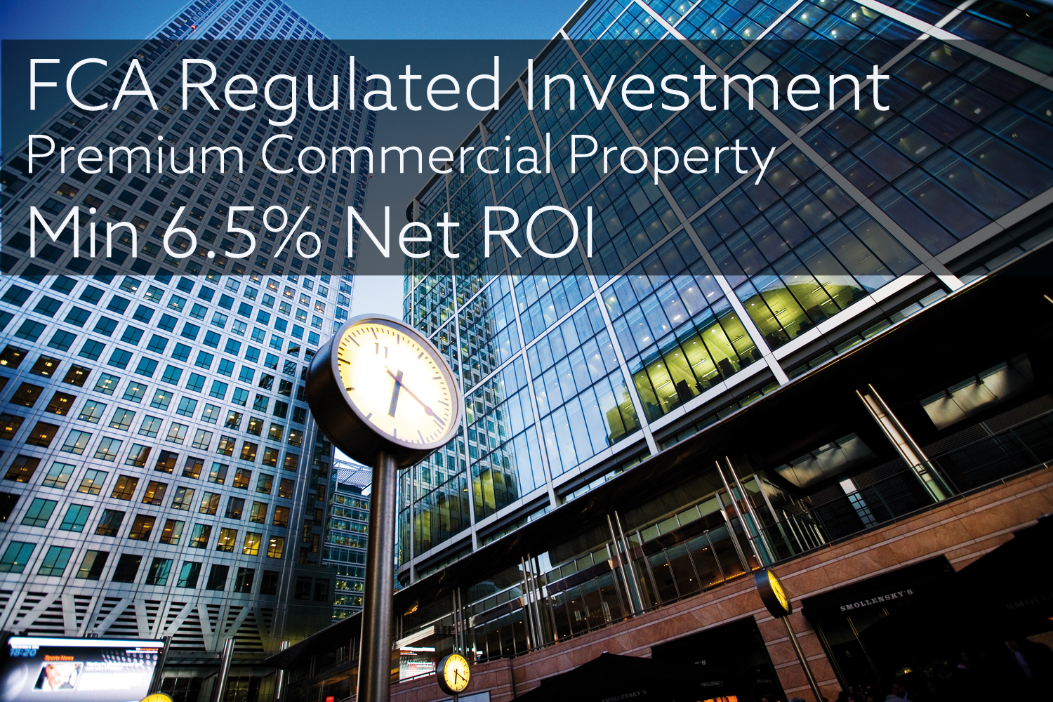 uk commercial property investment