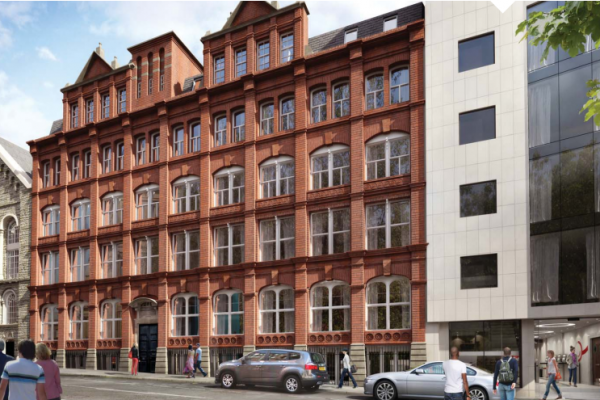 Vita Crosshall Student Accommodation Investment