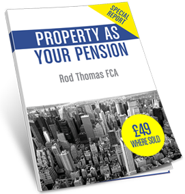 property as a pension investment
