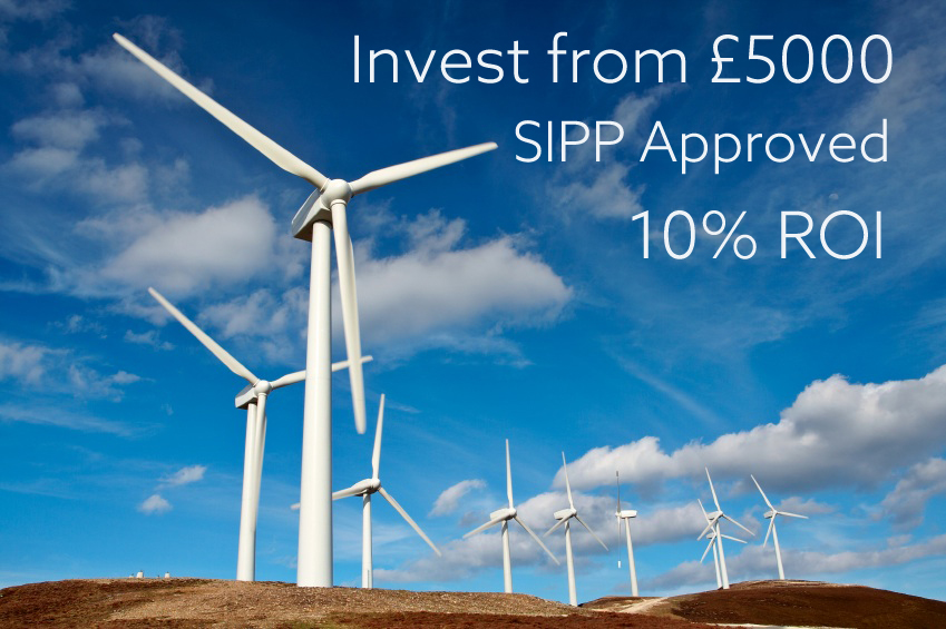 wind turbine investment bonds