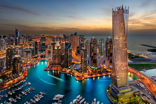 dubai car park investment best international