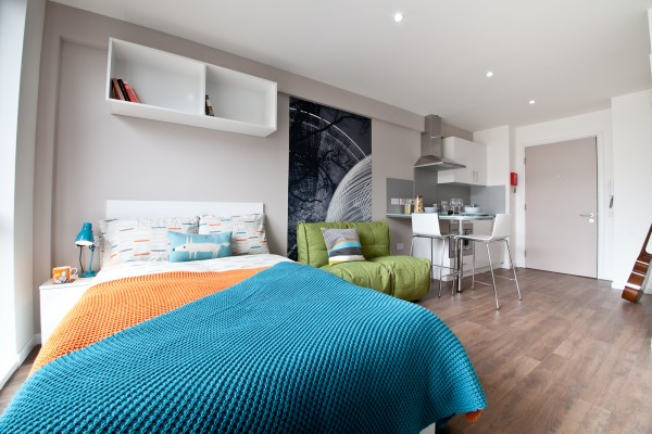 student property investment greenwich