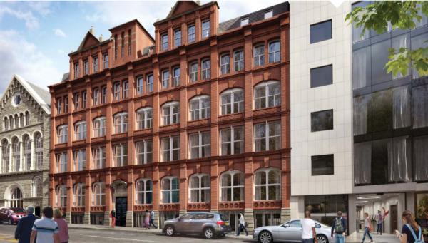 Vita Crosshall Student Accommodation Investment