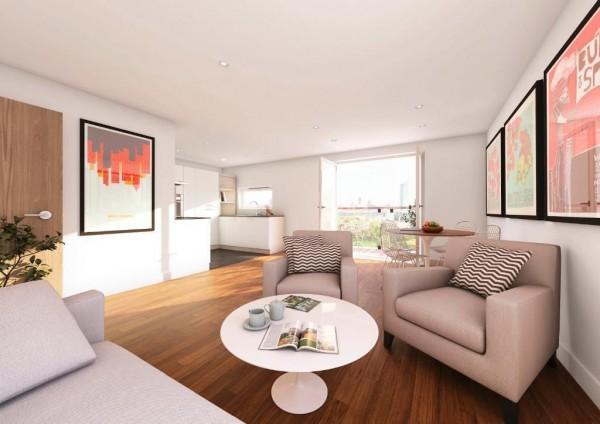 Salford Quays Buy-to-Let Residential Property in Manchester