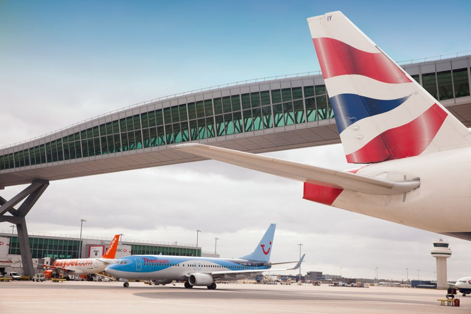 gatwick london car park first investment