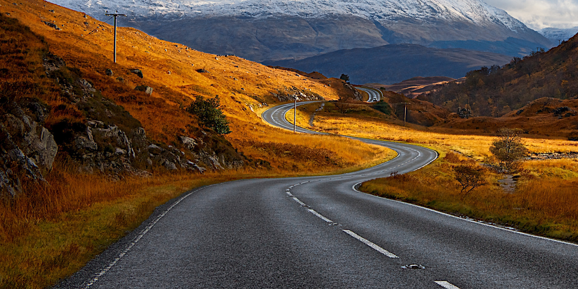 The Best Driving Roads In Britain