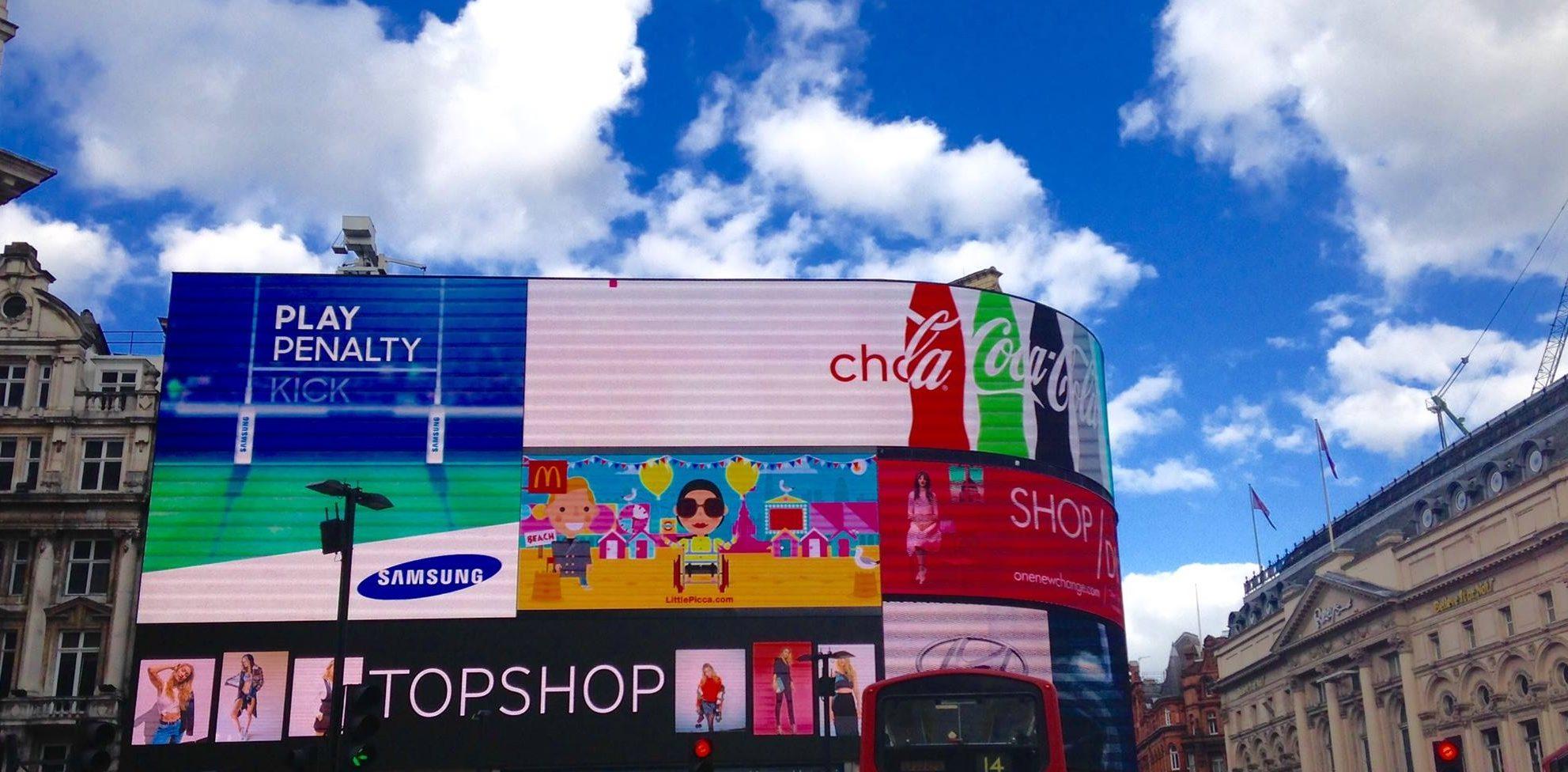 digital billboard invesment